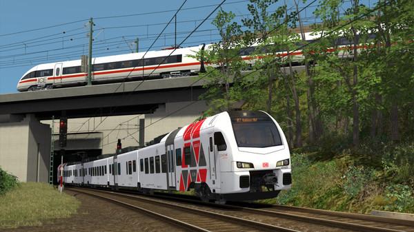 скриншот Train Simulator: Frankfurt - Koblenz Route Add-On 0