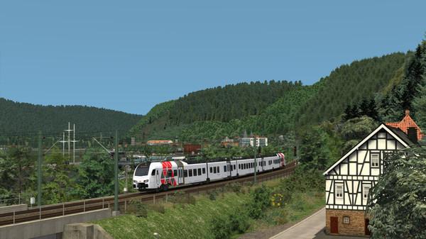 скриншот Train Simulator: Frankfurt - Koblenz Route Add-On 2