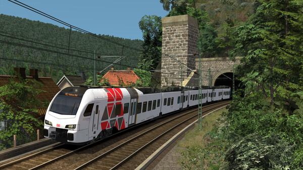 скриншот Train Simulator: Frankfurt - Koblenz Route Add-On 1