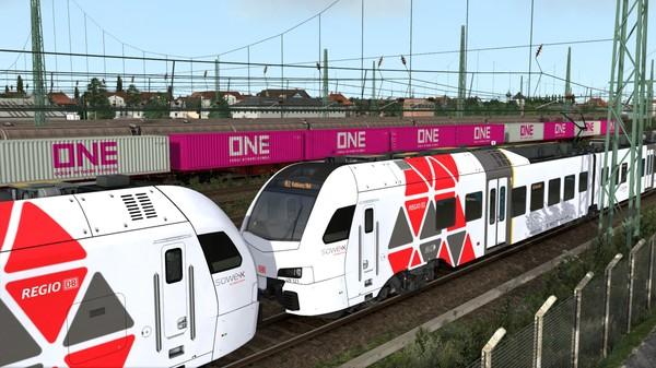скриншот Train Simulator: Frankfurt - Koblenz Route Add-On 4