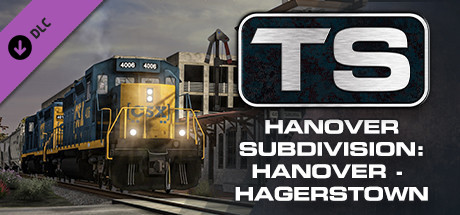 Train Simulator: CSX Hanover Subdivision: Hanover - Hagerstown Route Add-On