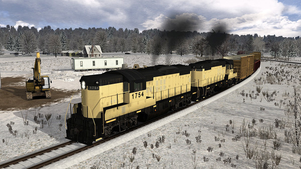 скриншот Train Simulator: CSX Hanover Subdivision: Hanover - Hagerstown Route Add-On 5