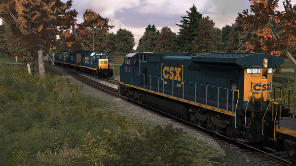 скриншот Train Simulator: CSX Hanover Subdivision: Hanover - Hagerstown Route Add-On 4