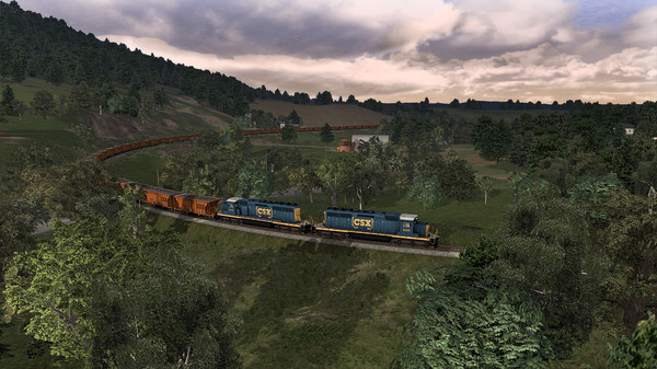 скриншот Train Simulator: CSX Hanover Subdivision: Hanover - Hagerstown Route Add-On 0