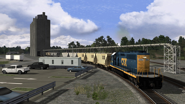 скриншот Train Simulator: CSX Hanover Subdivision: Hanover - Hagerstown Route Add-On 3