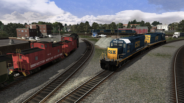 скриншот Train Simulator: CSX Hanover Subdivision: Hanover - Hagerstown Route Add-On 1