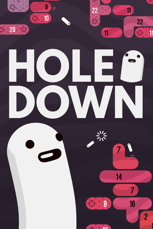 holedown poster image on Steam Backlog