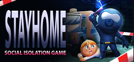 StayHome: Social Isolation Game Free Download