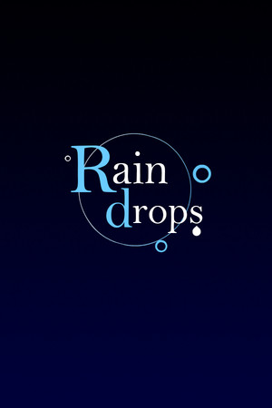 Raindrops poster image on Steam Backlog