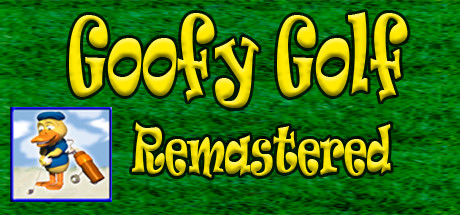 Goofy Golf Remastered Steam Edition cover art