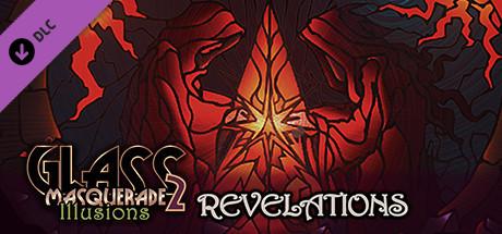 Glass Masquerade 2: Illusions - Revelations Puzzle Pack cover art