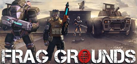 Frag Grounds cover art