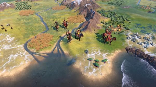 Скриншот №12 к Sid Meiers Civilization VI - Ethiopia Pack