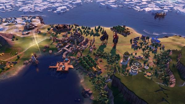 Скриншот №3 к Sid Meiers Civilization VI - Ethiopia Pack