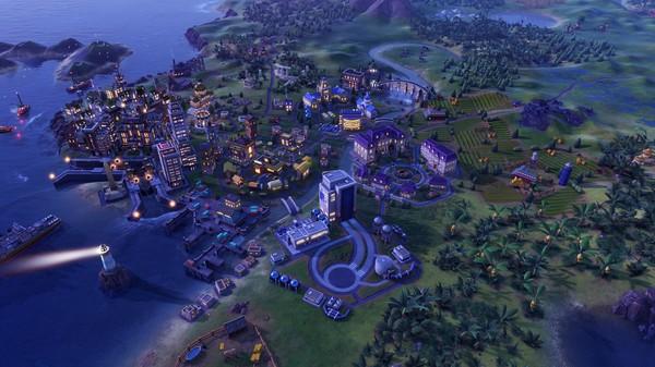 Скриншот №4 к Sid Meiers Civilization VI - Ethiopia Pack