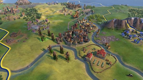 Скриншот №8 к Sid Meiers Civilization VI - Ethiopia Pack