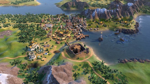 Скриншот №11 к Sid Meiers Civilization VI - Ethiopia Pack