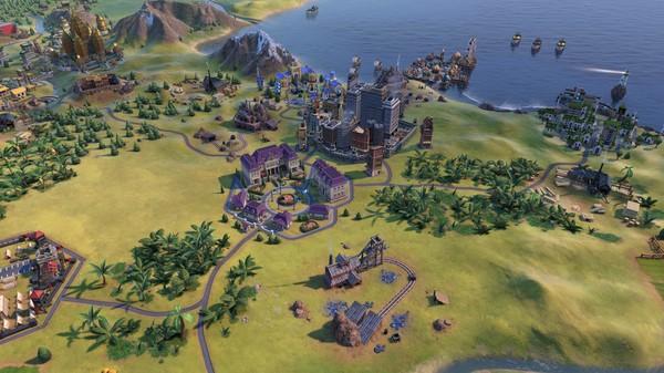 Скриншот №1 к Sid Meiers Civilization VI - Ethiopia Pack
