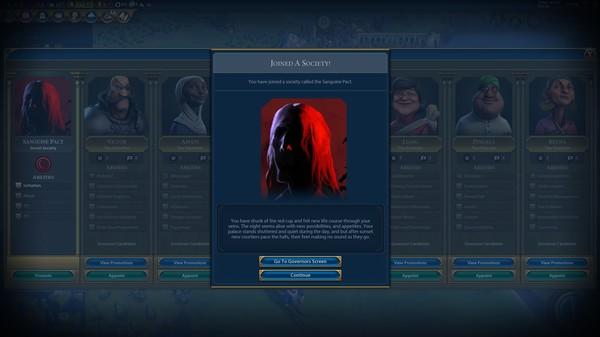 Скриншот №7 к Sid Meiers Civilization VI - Ethiopia Pack