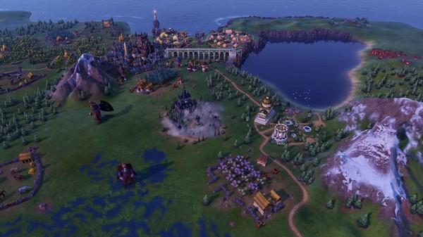 Скриншот №6 к Sid Meiers Civilization VI - Ethiopia Pack