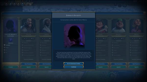 Скриншот №5 к Sid Meiers Civilization VI - Ethiopia Pack