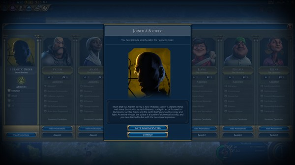 Скриншот №2 к Sid Meiers Civilization VI - Ethiopia Pack