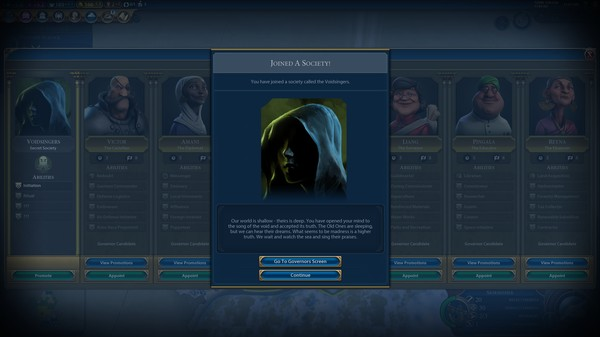 Скриншот №9 к Sid Meiers Civilization VI - Ethiopia Pack