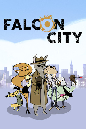 Falcon City poster image on Steam Backlog