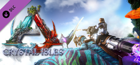 Crystal Isles – ARK Expansion Map