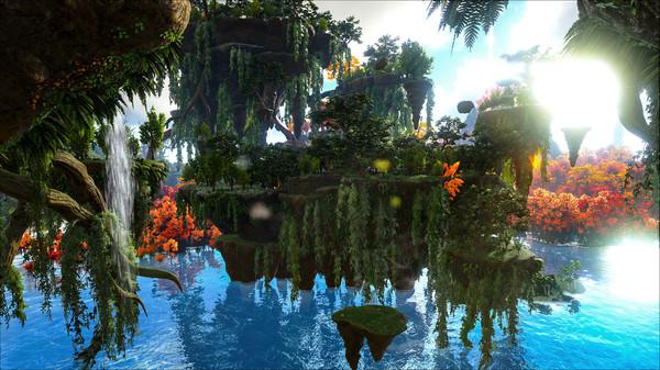 Скриншот №6 к Crystal Isles - ARK Expansion Map