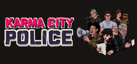 Karma City Police cover art