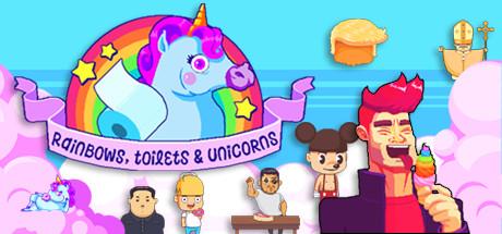 Купить Rainbows, toilets & unicorns!