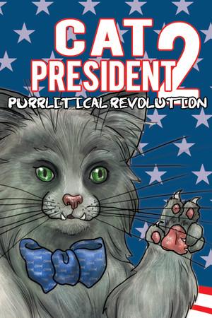 Cat President 2: Purrlitical Revolution poster image on Steam Backlog