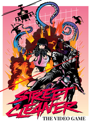 Street Cleaner: The Video Game poster image on Steam Backlog