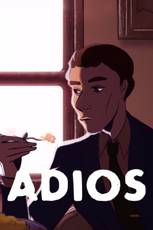 Adios poster image on Steam Backlog