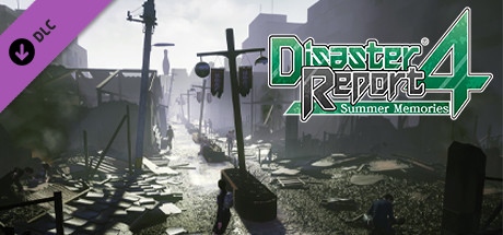 Disaster Report 4: Summer Memories - Hunting Cap and Jacket