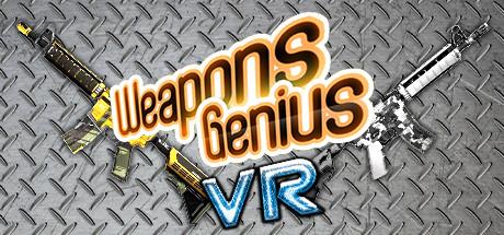 Weapons Genius VR cover art