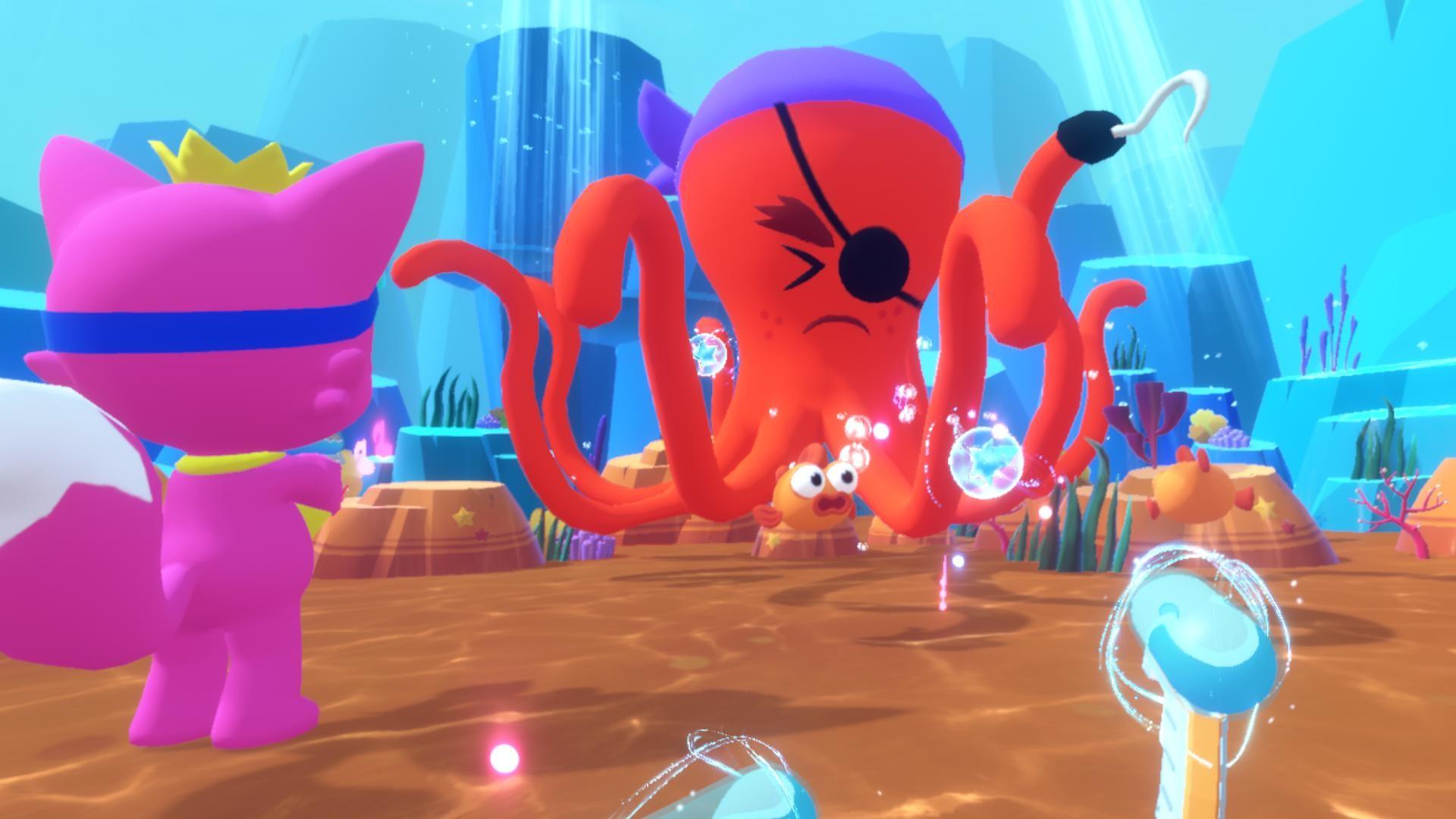 Baby Shark VR Dancing on Steam