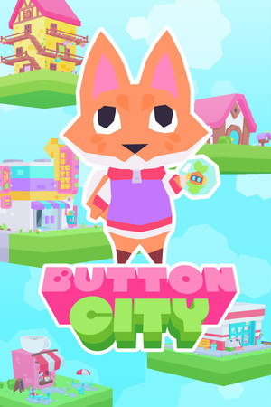 Button City poster image on Steam Backlog