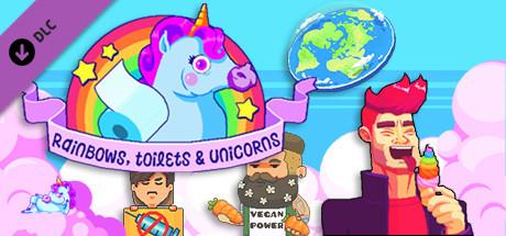 Купить Rainbows, toilets & unicorns - Outraged & offended (DLC)