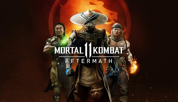 Mortal Kombat 11: Aftermath Expansion no Steam