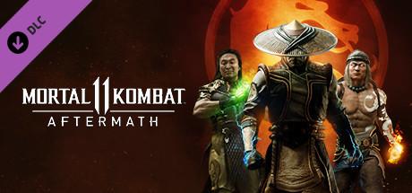 Mortal Kombat11: Aftermath