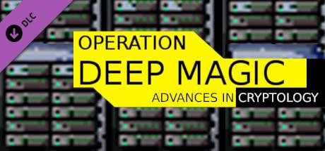 Operation Deep Magic - Advances in Cryptology 1