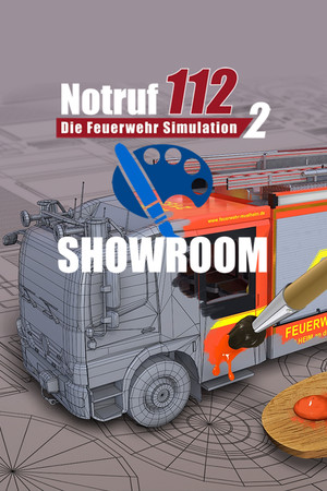 Notruf 112 - Die Feuerwehr Simulation 2: Showroom poster image on Steam Backlog
