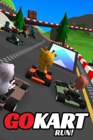 Go Kart Run! poster image on Steam Backlog