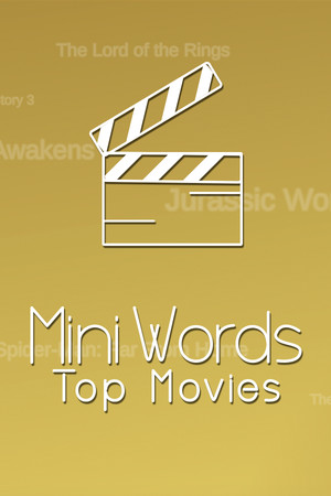 Mini Words: Top Movies poster image on Steam Backlog