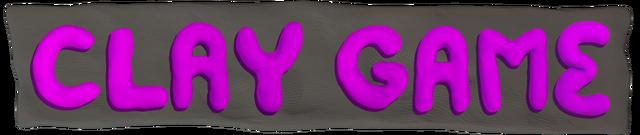 Clay Game logo