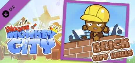Купить Bloons Monkey City - Brick City Walls (DLC)