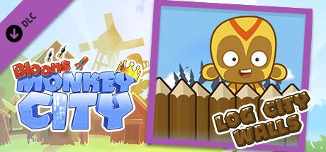 Купить Bloons Monkey City - Log City Walls (DLC)