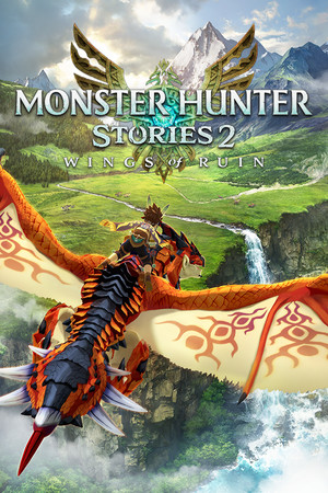 Monster Hunter Stories 2: Wings of Ruin poster image on Steam Backlog